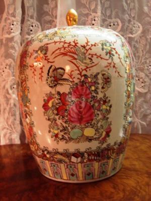 Ginger Jar Side Panel