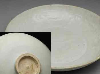 Yuan dynasty Shufu plate