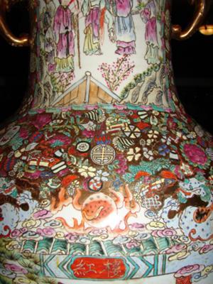 50 temple vase for Asian antiques west palm beach