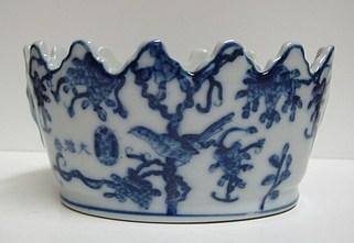 A Chinese BW Bowl