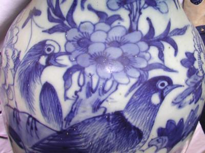 Vase detail 1