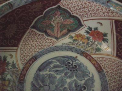 inside bowl close-up
