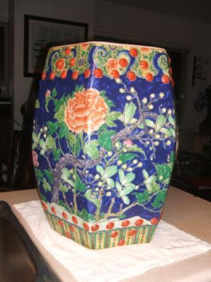 Chinese garden stool 1
