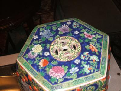 Chinese garden stool 3