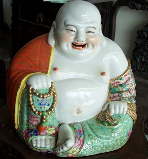 Budai - the Laughing Buddha