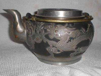 One of a kind chinese tea pot