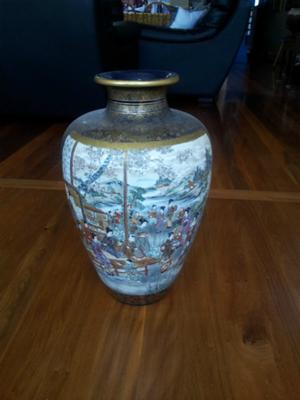 Vase - one side