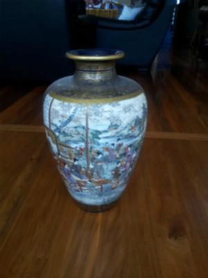 Vase - other side