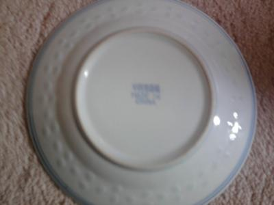 back of plate