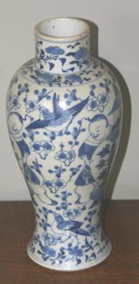Chinees Kangxi Vase