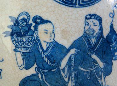 Chinese Kangxi Vases
