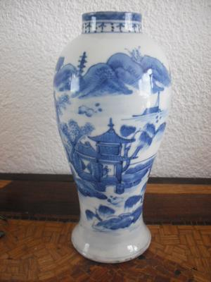 Chinese Or Japanese Old Or New Vase