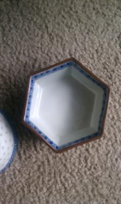 Top of bowl #1