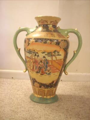 how to tell if chinese vase is antique