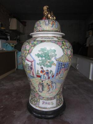 Chinese Vase Bought On Antique Auction Old Or New