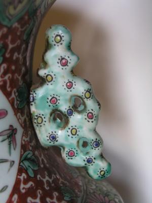 Vase Ear Closeup