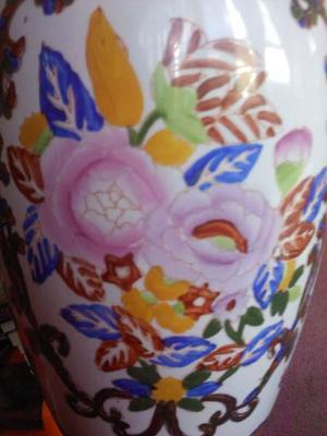 Help Define My Royal Satsuma Hand Painted Made In China Vase