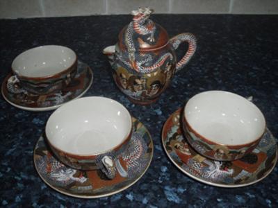 Is This Tea Set An Antique Please