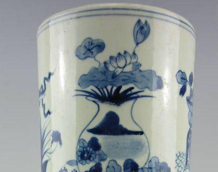Antique Porcelain Authentication and Identification