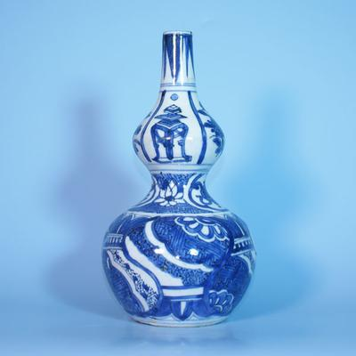 ming double gourd vase - Ming Vase