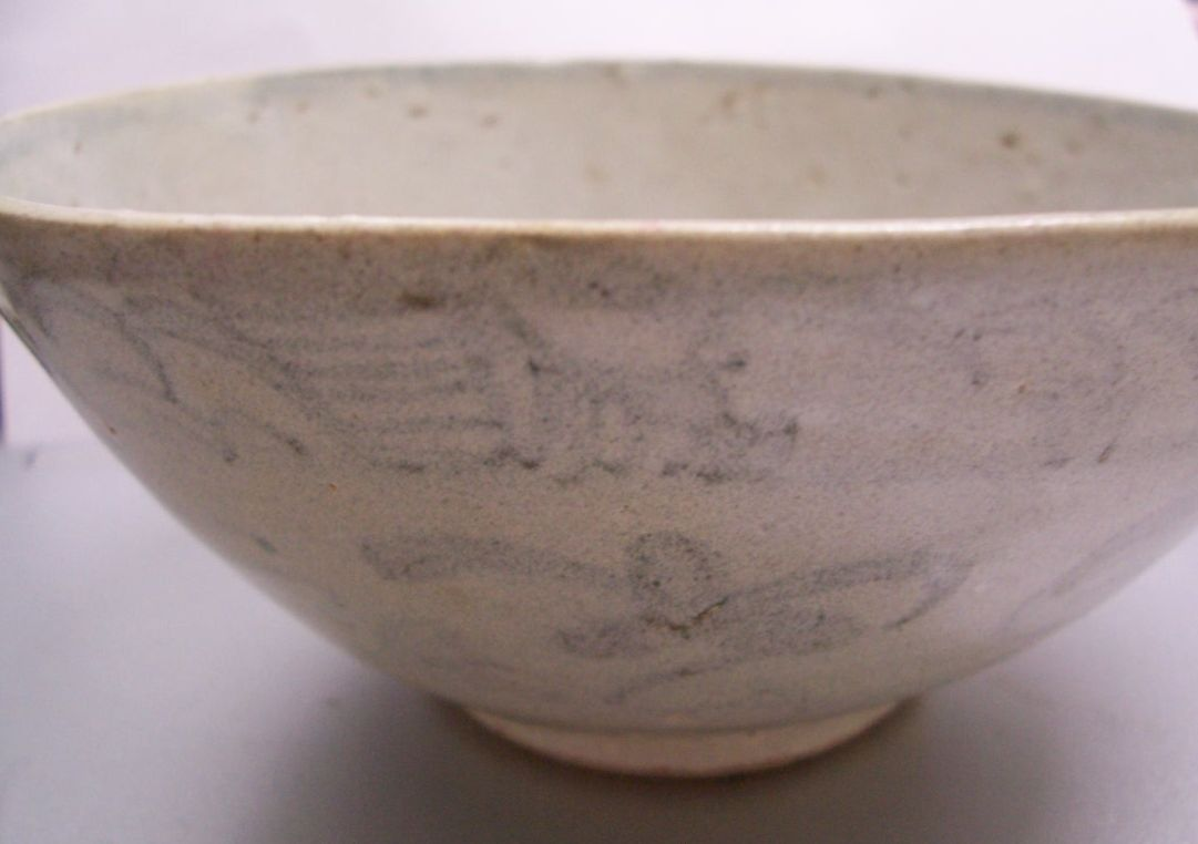 Porcelain age signs as seen in Chinese ceramics