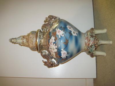 Mom's Vase