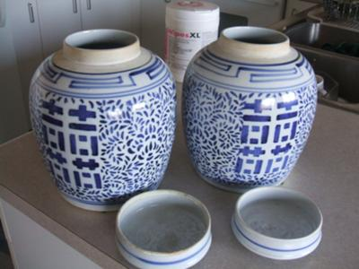 whole vases