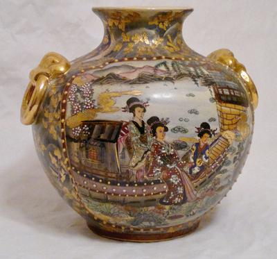 Two Chinese Vases Who Can Identify