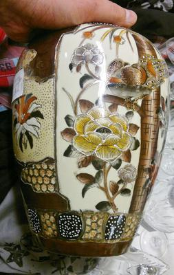 The second vase.