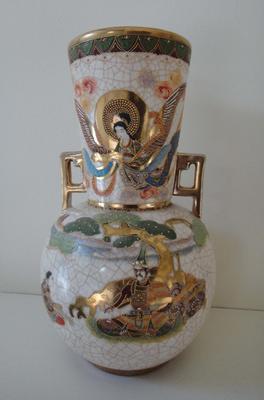 Vase front