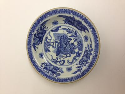 top of plate