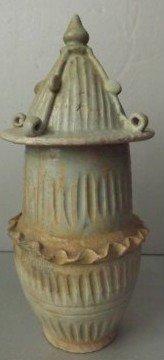 Song dynasty funerary jar