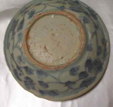 Ming antique dishes